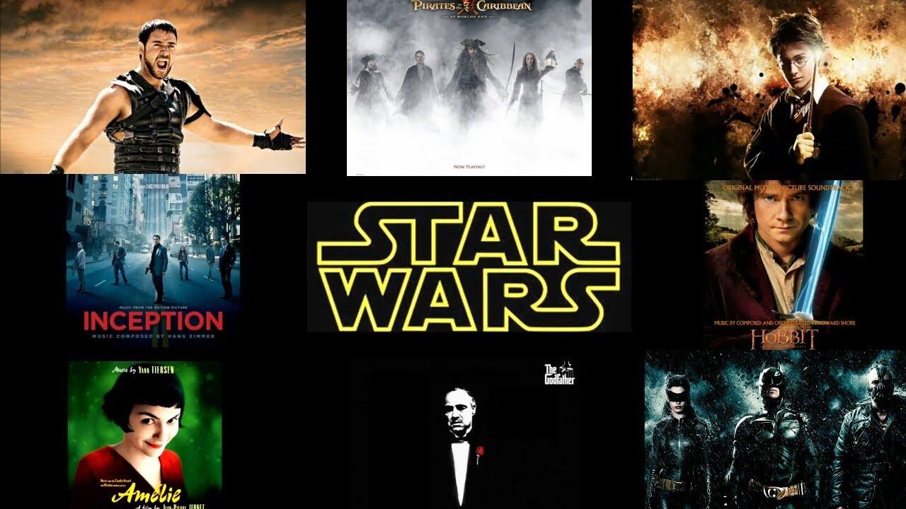 Best Movie Soundtracks Ever Made Compilation Part 1 Youtube