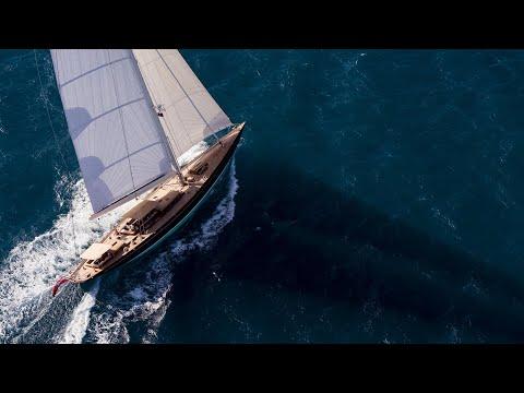 Royal Huisman Pumula Yacht