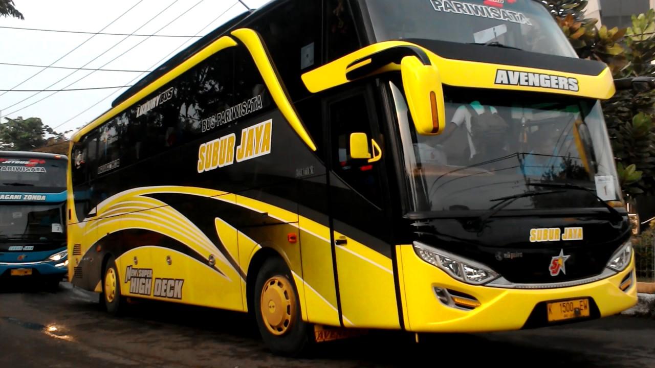 Bus Shd Warna Kuning