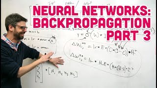 10.16: Neural Networks: Backpropagation Part 3 - The Nature of Code