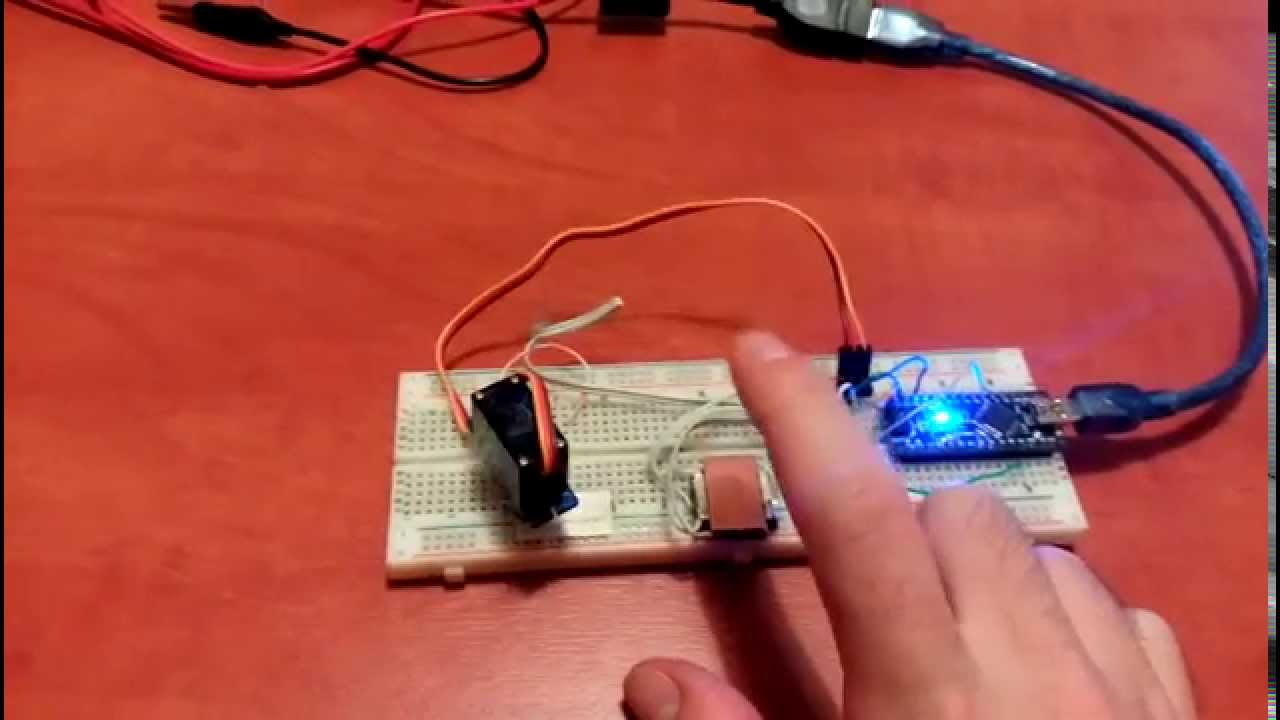 DIY Velostat Force Sensor/Load Cell Sensor by Dimitris Karapatis