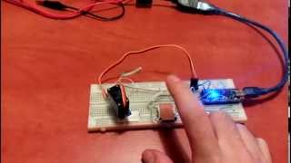 DIY Velostat Force Sensor/Load Cell Sensor
