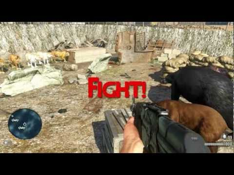 Far Cry 3: Pit Fight |