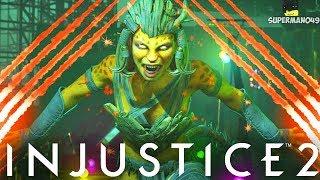 Cat Vs Cheetah Goddess Of Damage! - Injustice 2 Random Character Select