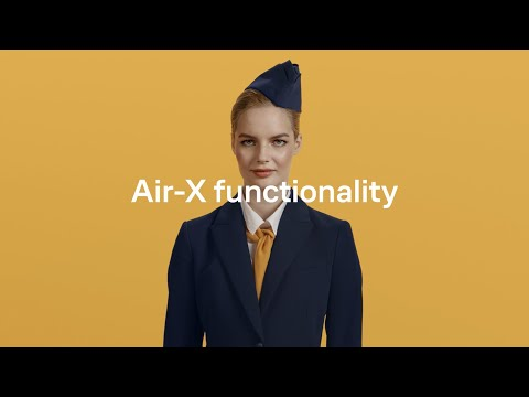 Anex Air-X functionality
