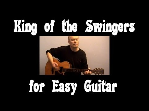 king of the swingers for easy guitar (Jungle Book)
