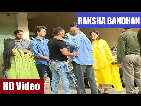 Salman Khan's Raksha Bandhan 2016 video with sister Arpita & Alvira.
