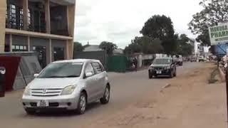 Locking all the doors in Lusaka