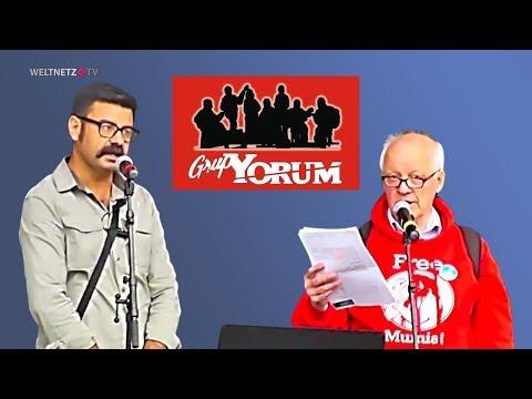 Eröffnung: Solidarisch gegen den