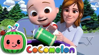 Clean Up Trash Song Music Track (Instrumental) - CoCoMelon Nursery Rhymes & Kids Songs