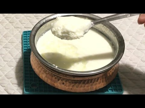 How To Make Yogurt Without Using Yogurt Culture Or Starter (jaman)/ Make Yogurt Using CITRIC ACID