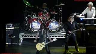 Thin Lizzy - Massacre (Live at The O2 Dublin Ireland 17 May 2012)