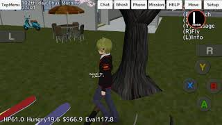 How To kill a Zombie | Schoolgirl Simulator