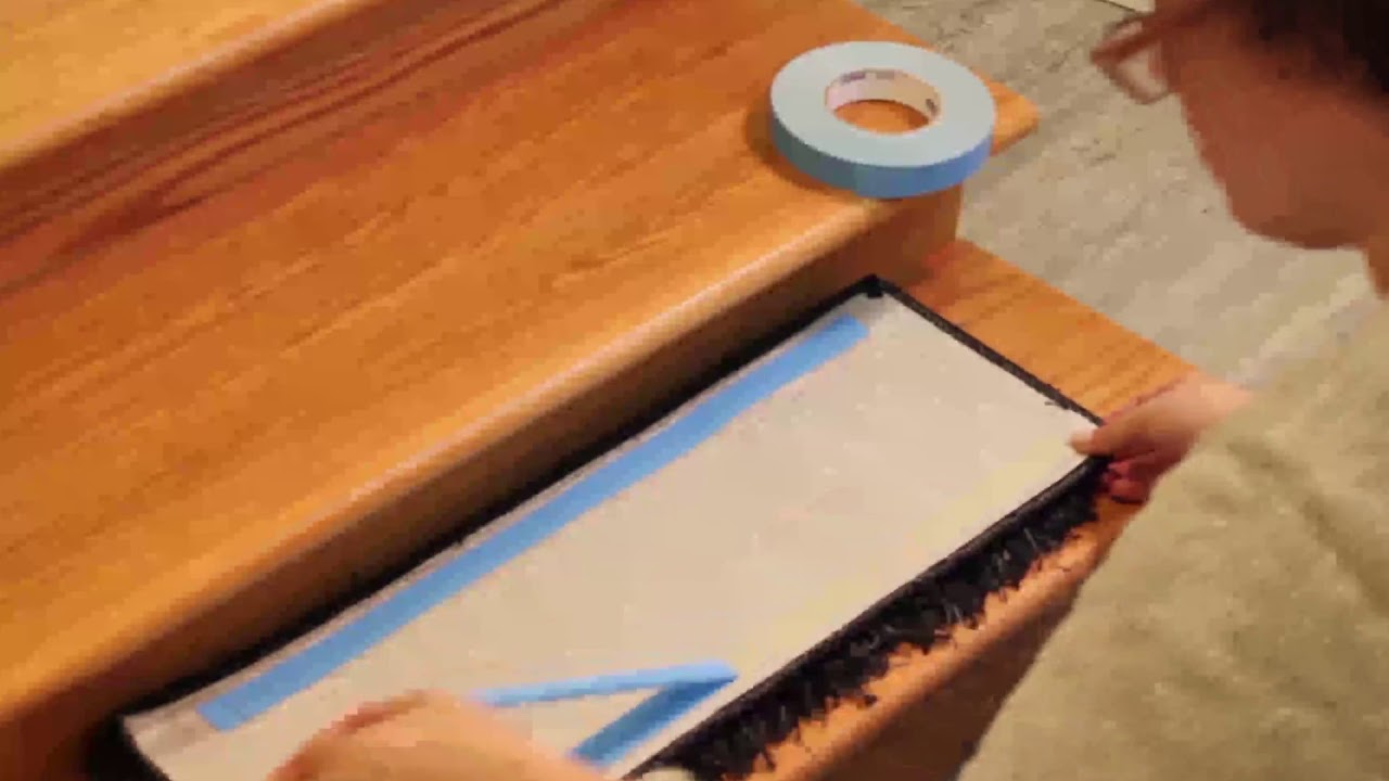 How To Install Carpet Treads On Your Stairs Koeckritz Rugs Youtube
