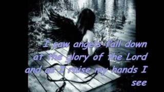Skillet - Angels fall down  (lyrics)