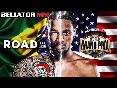 Road to the Featherweight World Grand Prix Final | Bellator MMA
