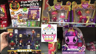 Toy Hunt #200 Roblox Five Nights at Freddy's Wild Hearts Crew Dolls My Little Pony Shopkins
