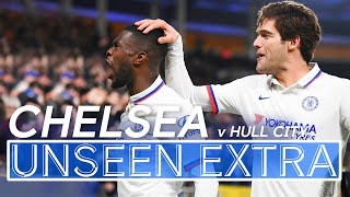 Michy Batshuayi & Fikayo Tomori goals give Chelsea FA Cup win!💥 | Hull 1-2 Chelsea | Unseen Extra
