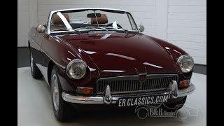 MGB Cabriolet 1976-VIDEO- www.ERclassics.com
