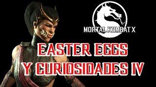 Mortal Kombat X | Easter Eggs | Curiosidades | Parte 4 |