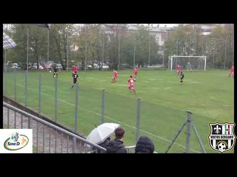 Under 17 Virtus Bergamo- NibbionoOggiono 6-0, campionato 2018-2019
