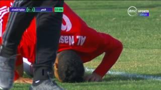 دورى dmc - محمد سعيد يسجل الهدف الثاني لـ النصر بعد خطأ فادح من مدافع منشية الشهداء