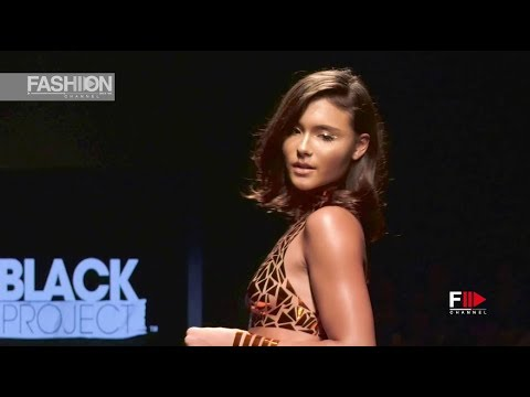THE BLACK TAPE PROJECT Spring Summer 2019 Art Hearts Los Angeles - Fashion Channel