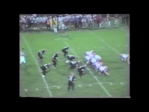 1991 Fostoria Football Highlights