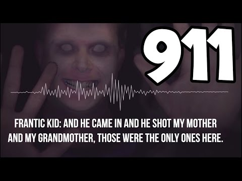 Thumbnail: 5 SCARIEST 911 Calls Ever [100% REAL]