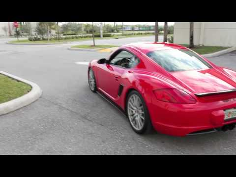 987 Cayman S Fabspeed Exhaust.mov
