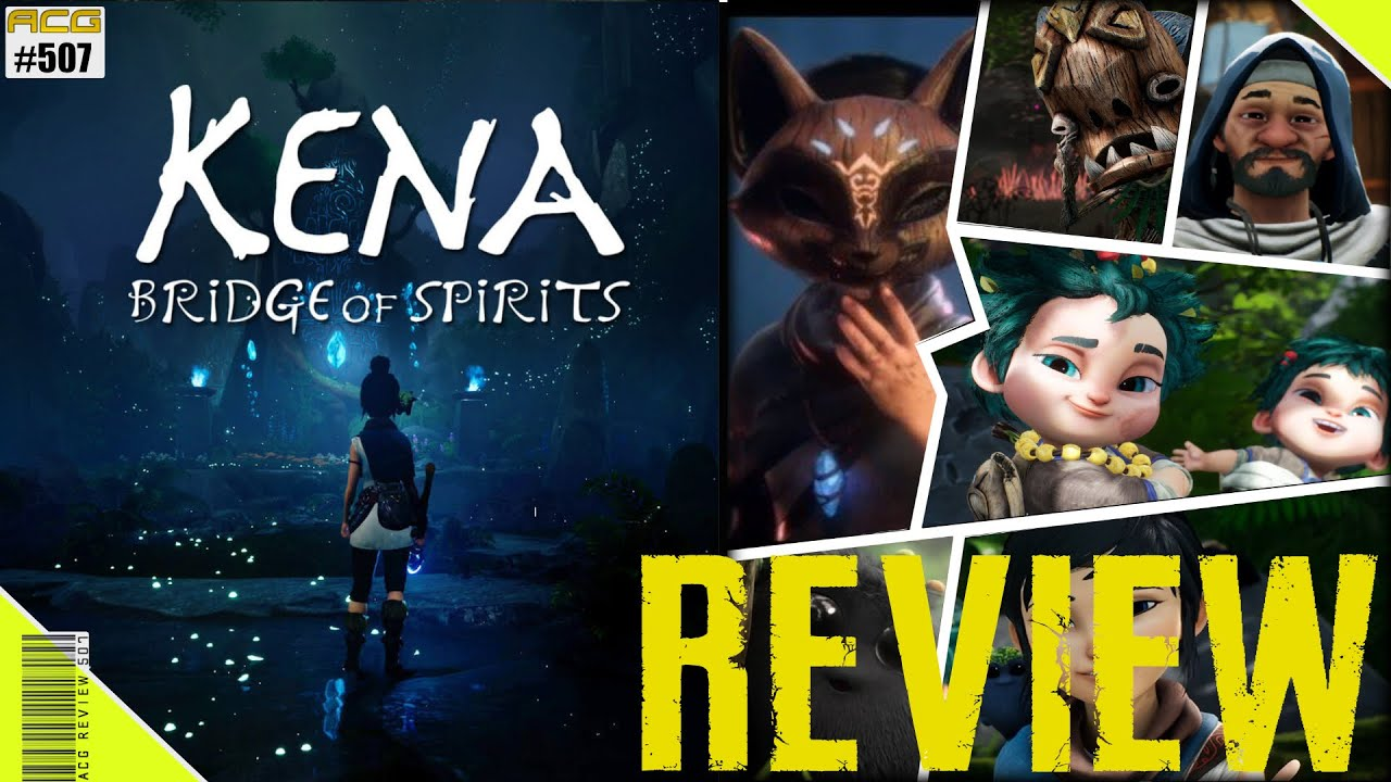 Download Kena Bridge of Spirits Review - Graphically a Masterpiece Gameplay...Well