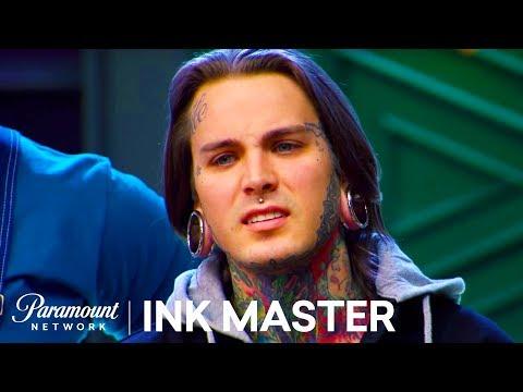 Week 11 Elimination Tattoo: Fine Art - Ink Master, Season 6