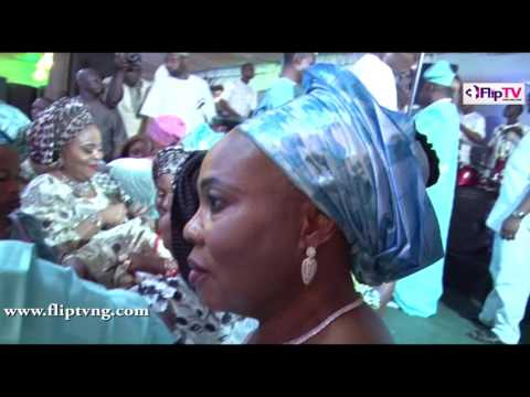 K1 PERFORMANCE AT BUSOLA AND TOSIN WEDDING IN LAGOS (Nigerian Lifestyle & Entertainment)