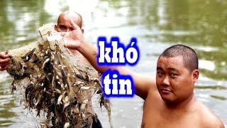 🥣Thật Khó Tin Chỗ Này Cá Nhiều Vô Kể - Lẩu Cá Siêu To Đậm Chất Làng Quê | Sơn Dược Vlogs #163
