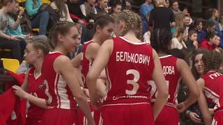 2018-03-25 Девушки 2002. Финал Первенства России