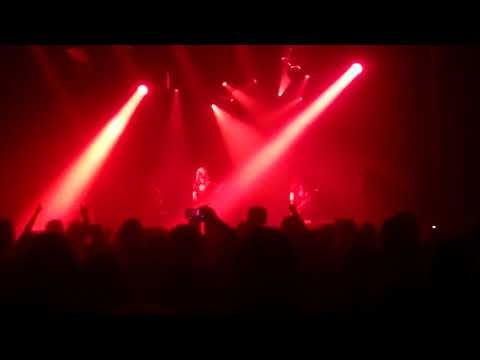 Vader - Prayer To The God Of War/Black To The Blind Wrocław Klub A2