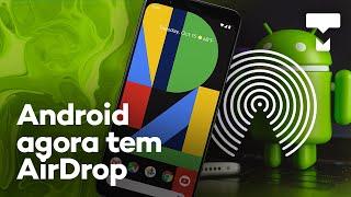 AirDrop no Android: transferindo arquivos mais rápido! - TecMundo
