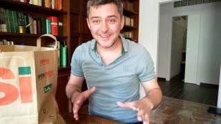 Цены в Италии на Еду: Что можно купить на 15 Евро (Эксперимент)