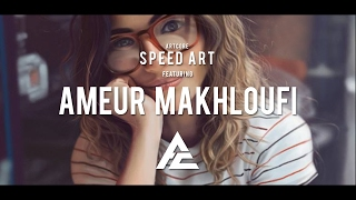 Artcore - Ameur Makhloufi - Digital Painting