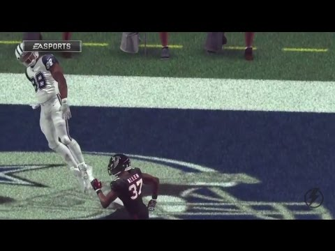 Madden 17 Dez Bryant Best Catches Compilation 2 Greatest Grabs And One Handed Catches