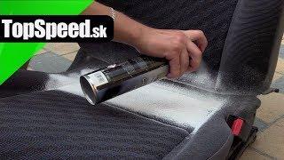 Porovnanie čističov kobercov a sedadiel - AUTOvKELLY