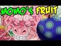 Momos devil fruit  vegapunks science  one piece discussion  tekking101