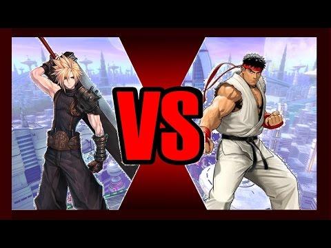 Cloud Strife VS Ryo