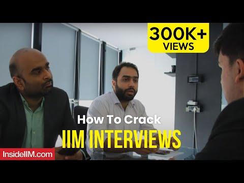 IIM Bangalore Interview Questions & Answers | How To Crack IIM Interviews