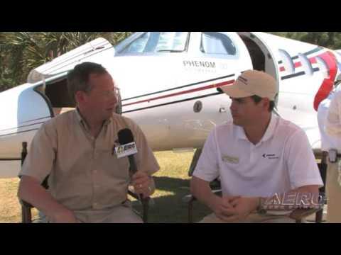 Aero-TV: The 36 Month Wonder -- Embraer's Phenom 100