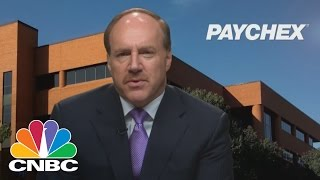 Paychex CEO: A Pulse On The Jobs Report | Mad Money | CNBC