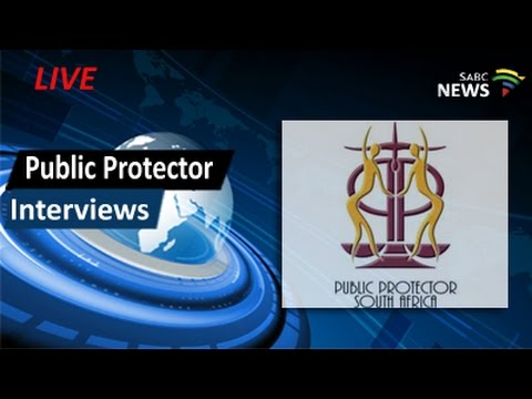 Public Protector interview: Mr Willam Andrew Hofmeyr, 11 August 2016