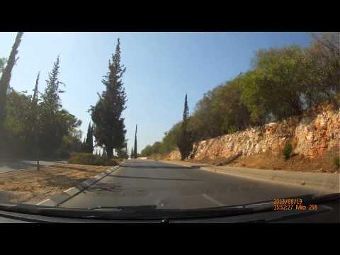 Driving In Israel pt. 10- Rosh Ha