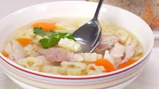 Куриный суп. Рецепт от Всегда Вкусно!