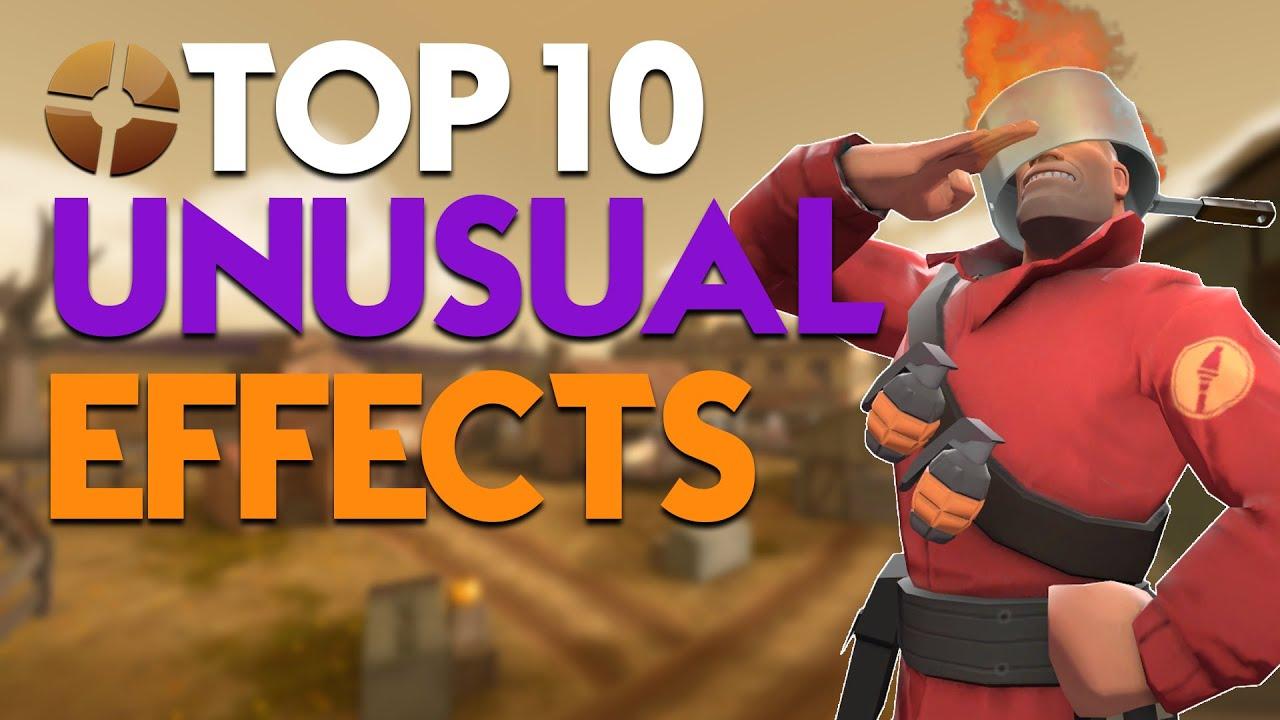 Sfm how to add unusual effects